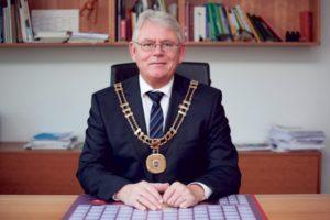 Borgmester i Rødovre, Erik Nielsen (arkivfoto rnn.dk)