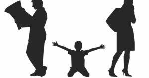 Skilsmisse går altid ud over børnene