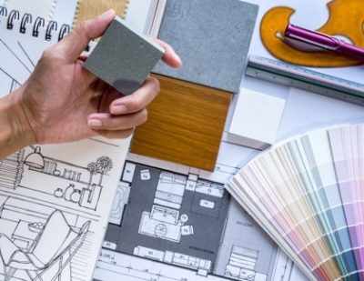 Indretningsarkitektens opgave er at designe hjemmet