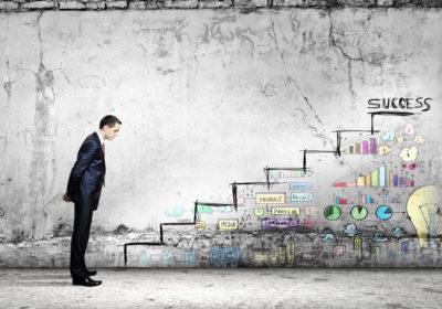 En forretningsplan beskriver din vej til succes.
