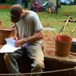 Hvordan bliver man arkæolog?