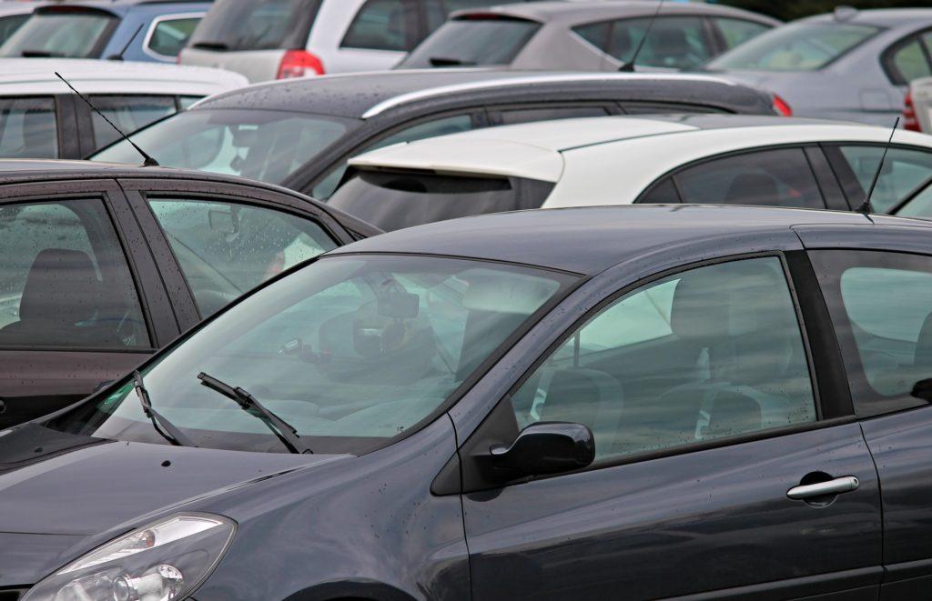 biler bil parkering pvagt