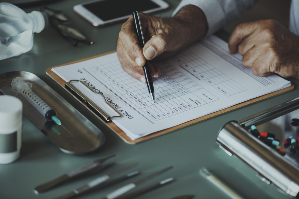 sygeplejerske doktor medicin hospital