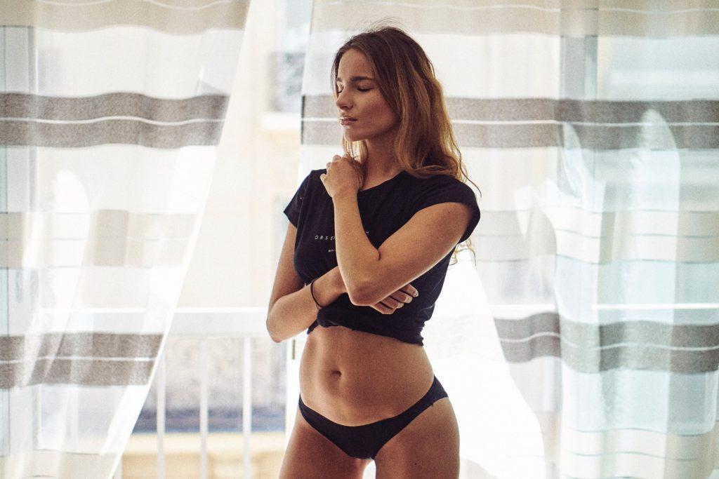 lingerie undertøj undertøjsmodel