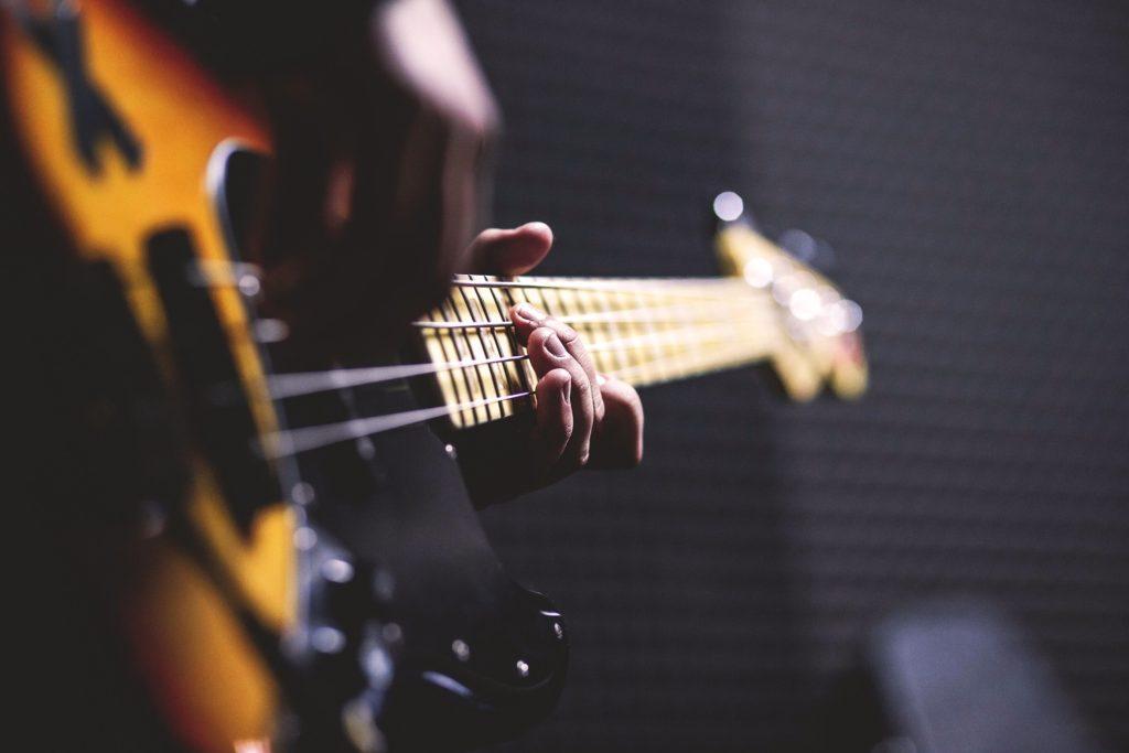 musiker musik komponist guitar