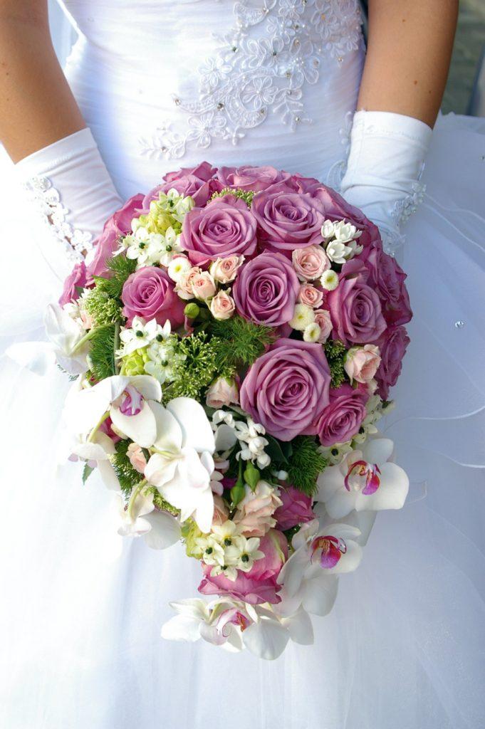 blomster blomsterdekoratør blomsterbinder blomsterhandel bryllup