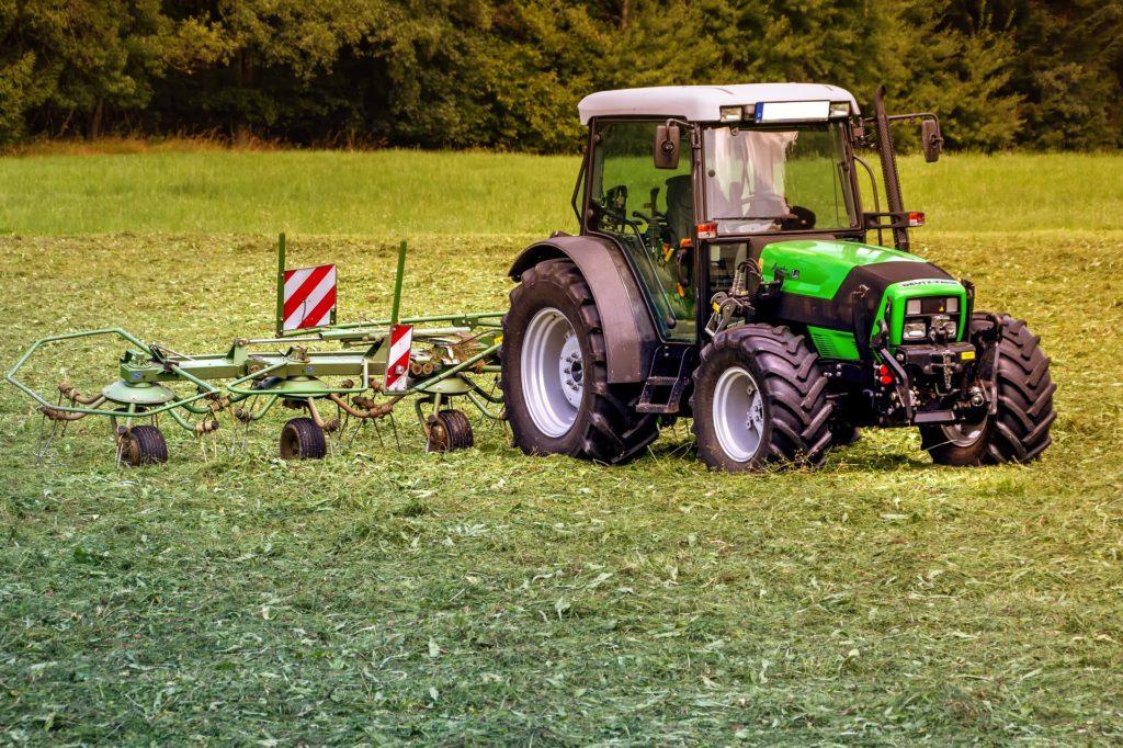traktor landmand landbrug mark