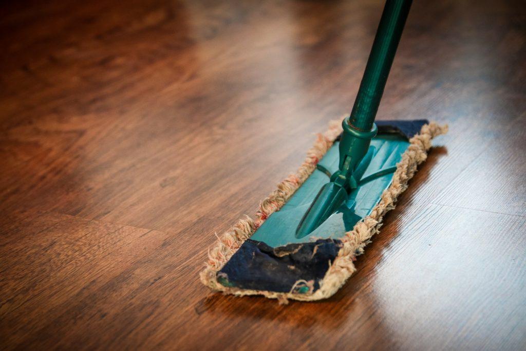 rengøring rengøringsassistent