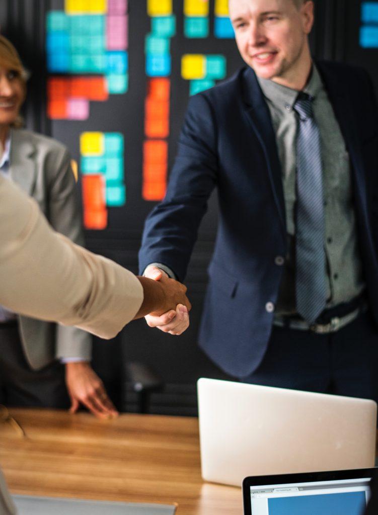 indkøb salg kontrakt kontor