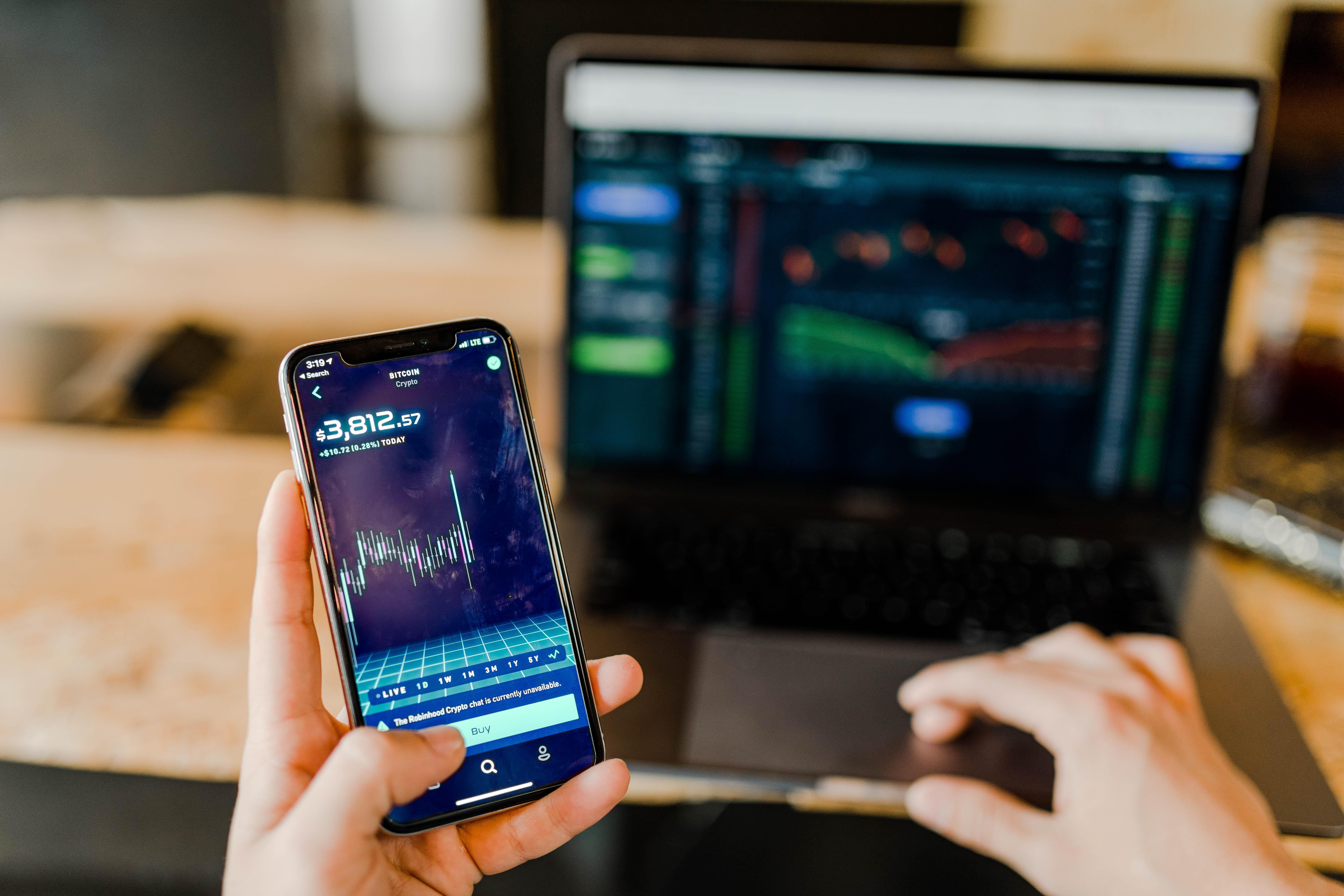 aktier handel børsmægler