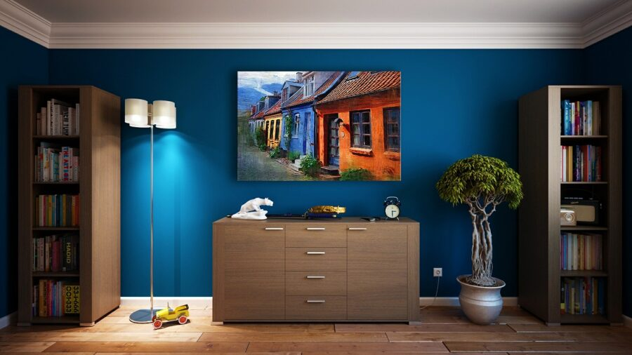 indretningsarkitekt bolig indretning