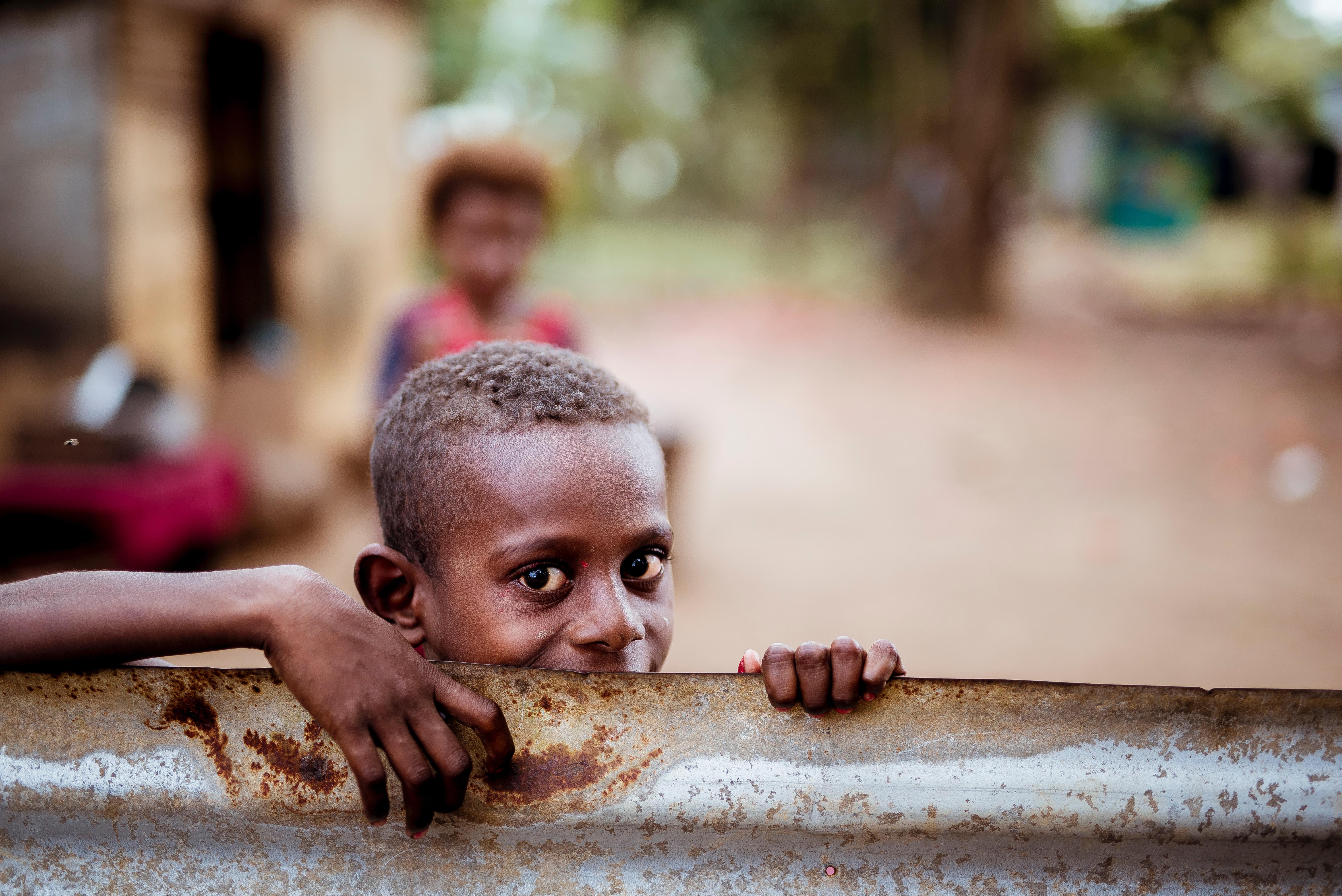 ulandsfrivillig afrika