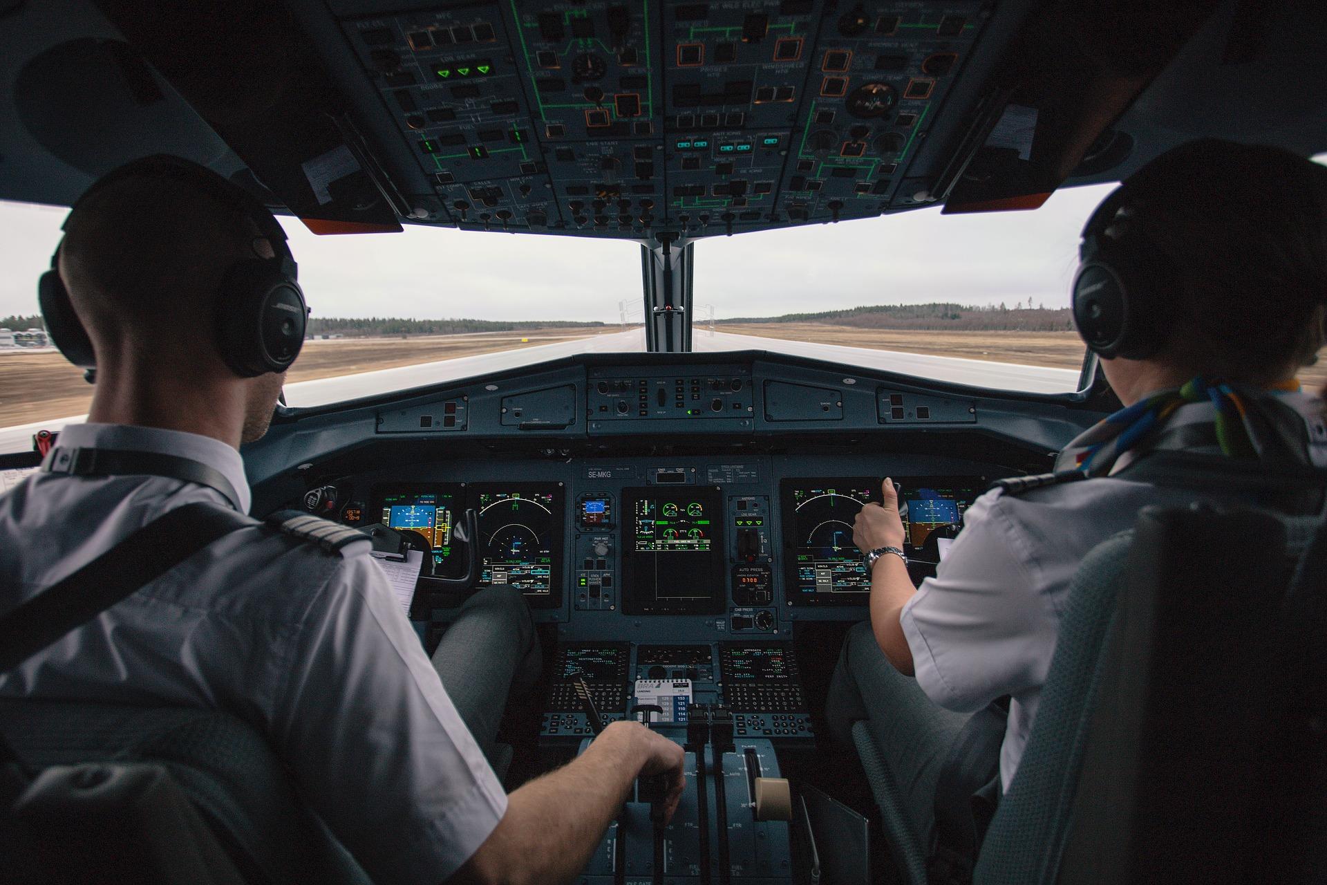 cockpit pilot