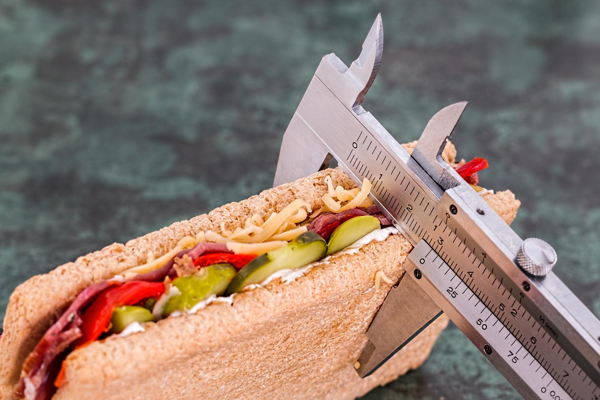 kost diæt mad
