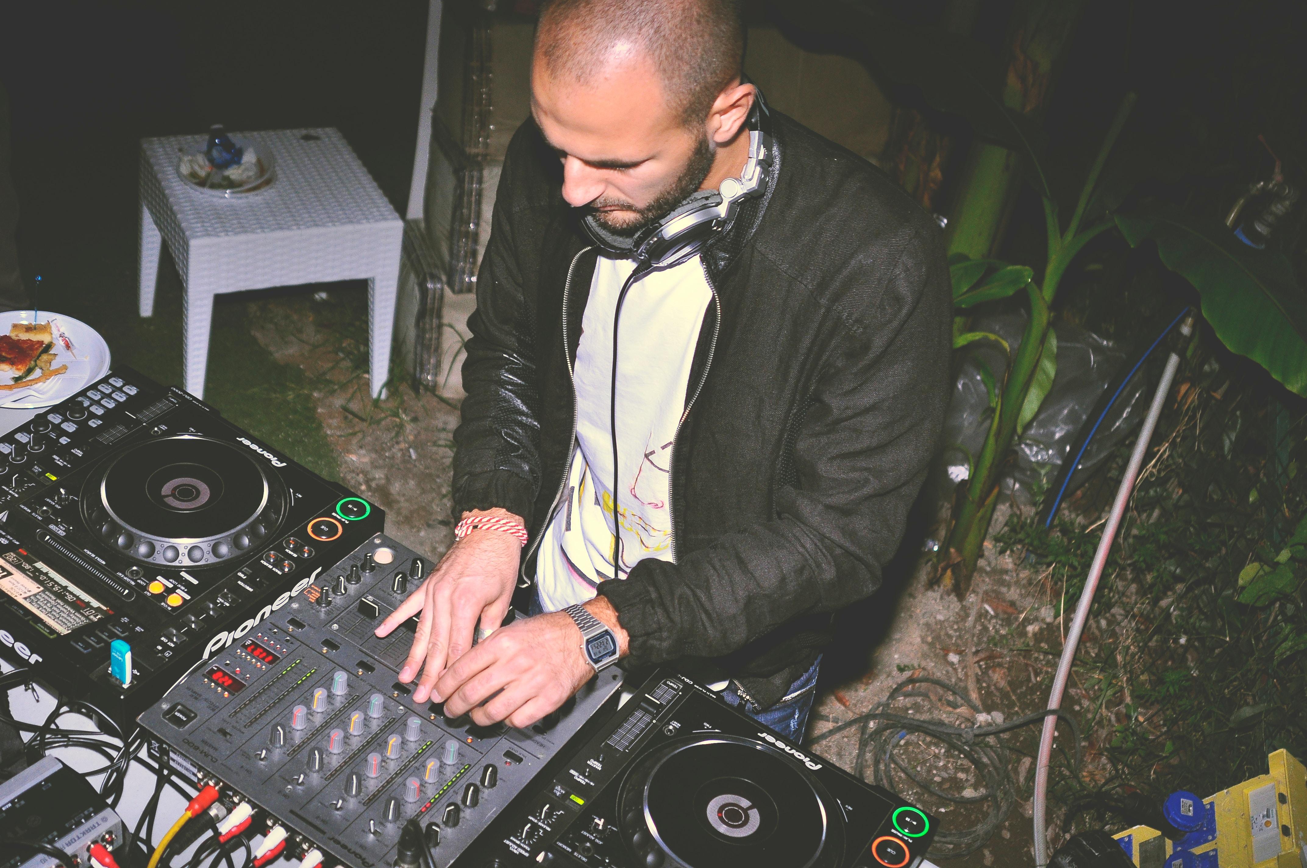 DJ musik