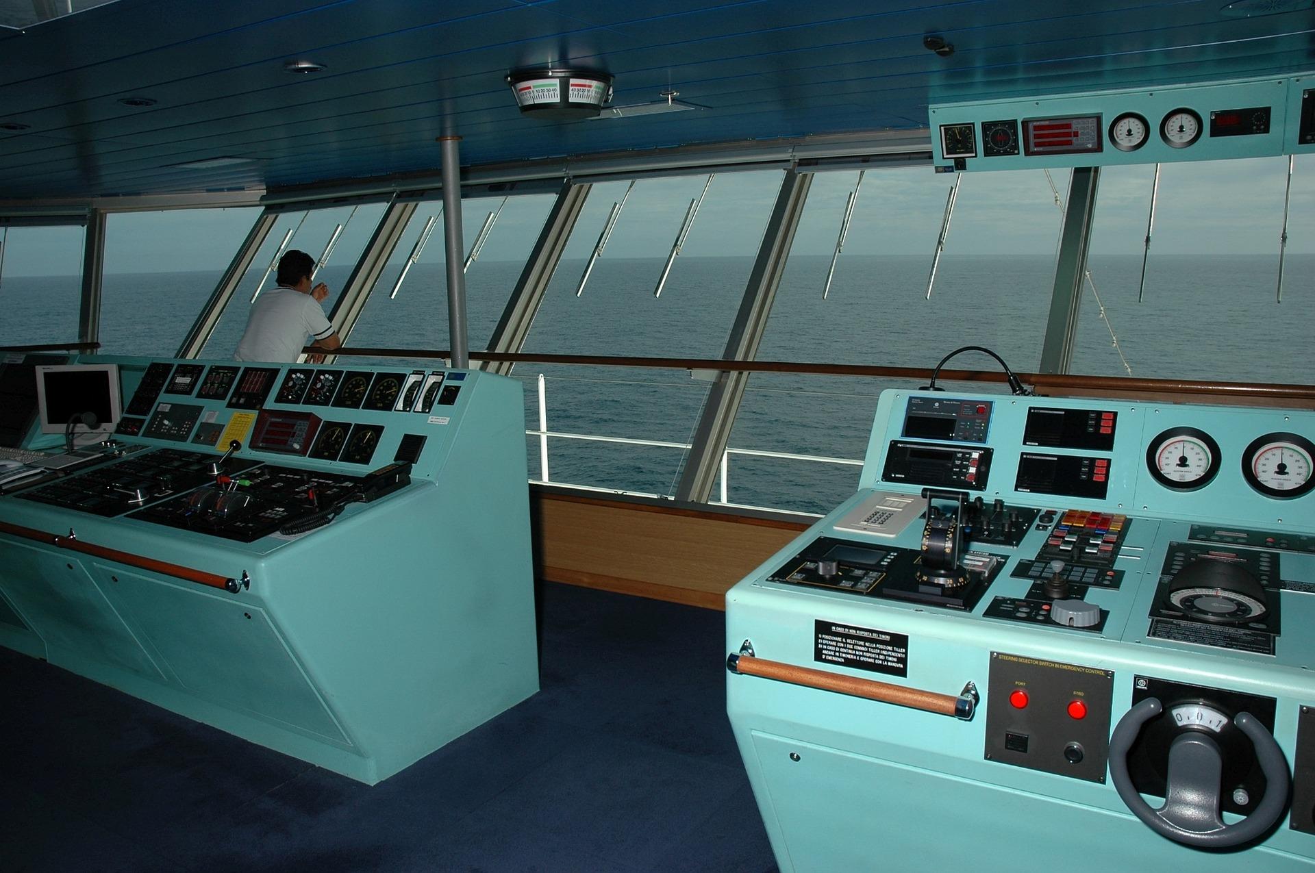 skibsfører kaptajn navigation skib