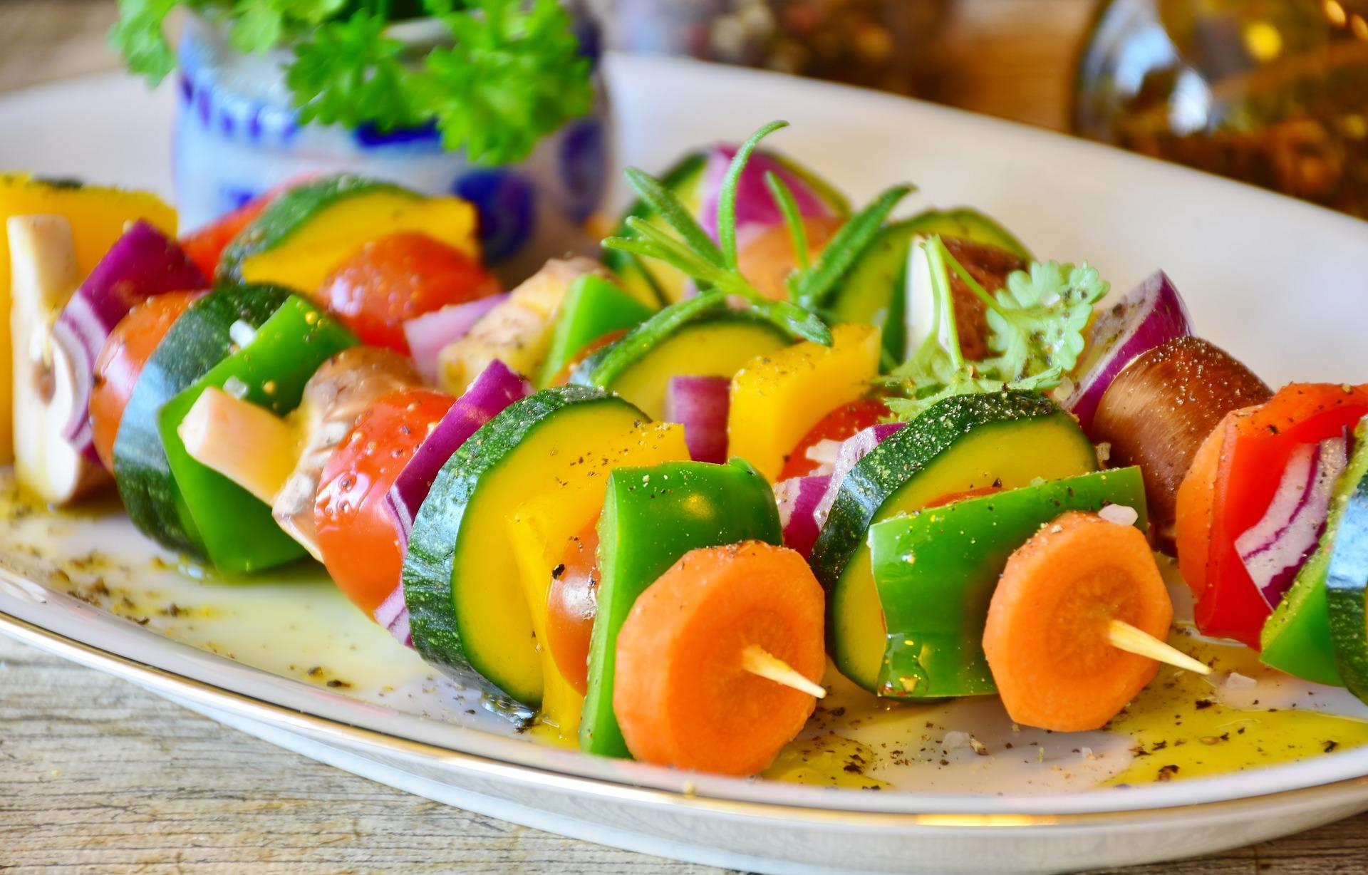 grøntsager vegan