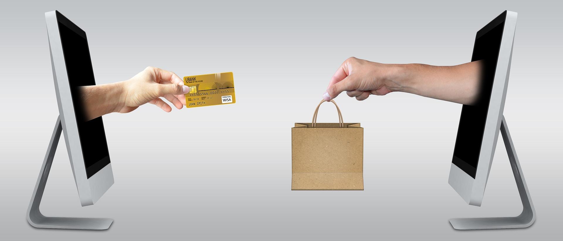 E-handel E-commerce Online shopping