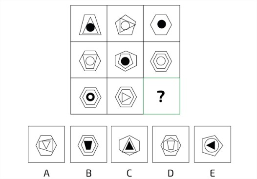 figure reasoning test - Google Search – Google Chrome