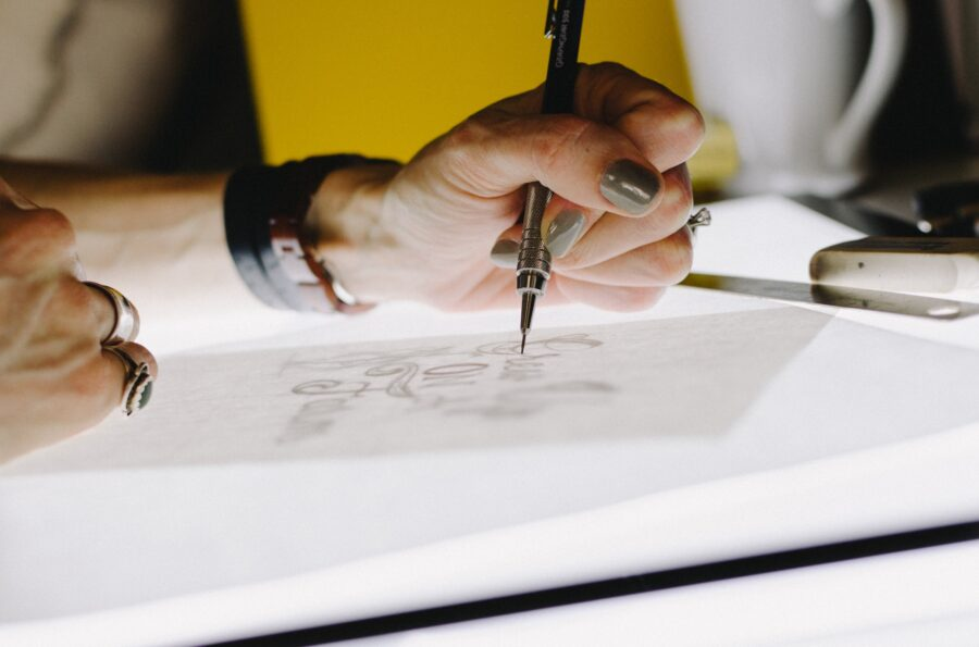 illustrator tegning kunst animation