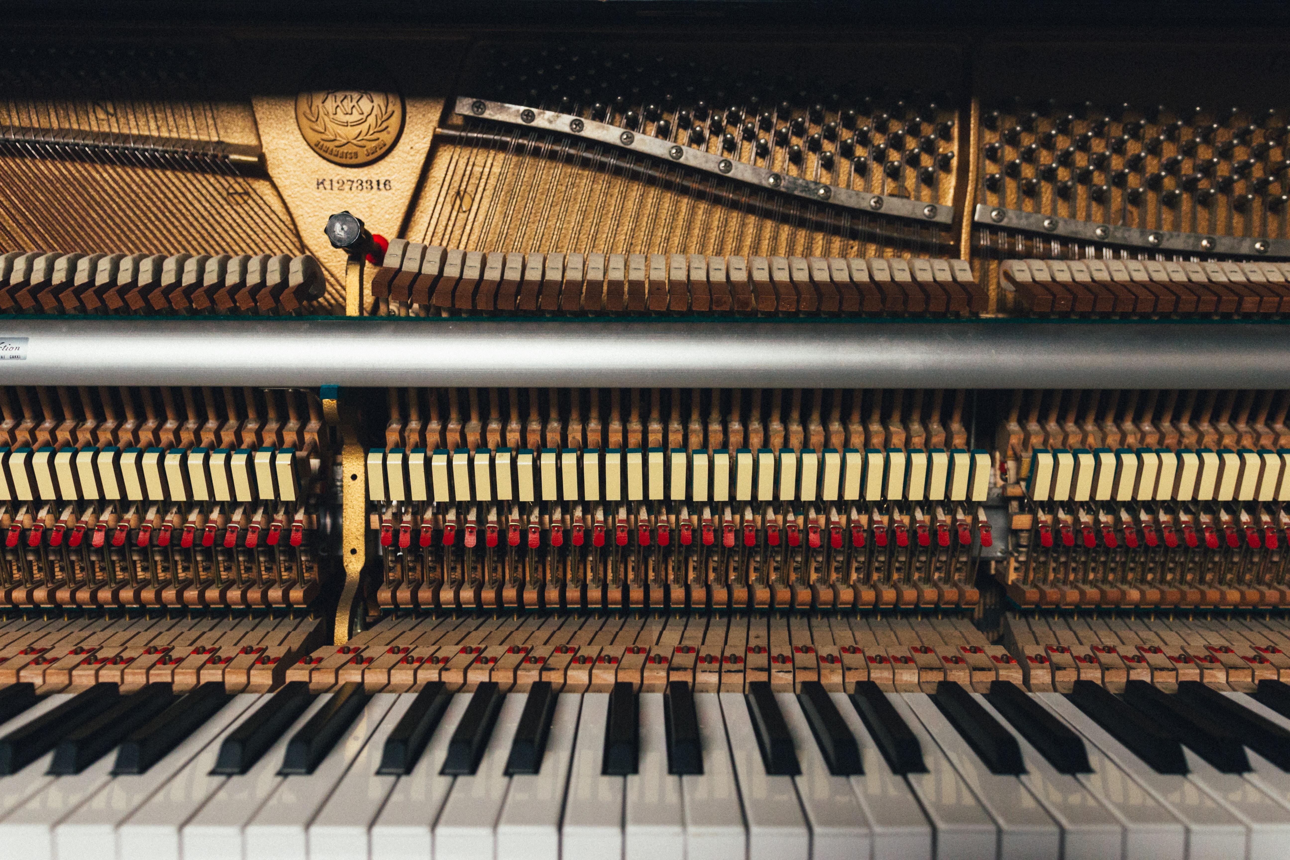 piano klaver musik