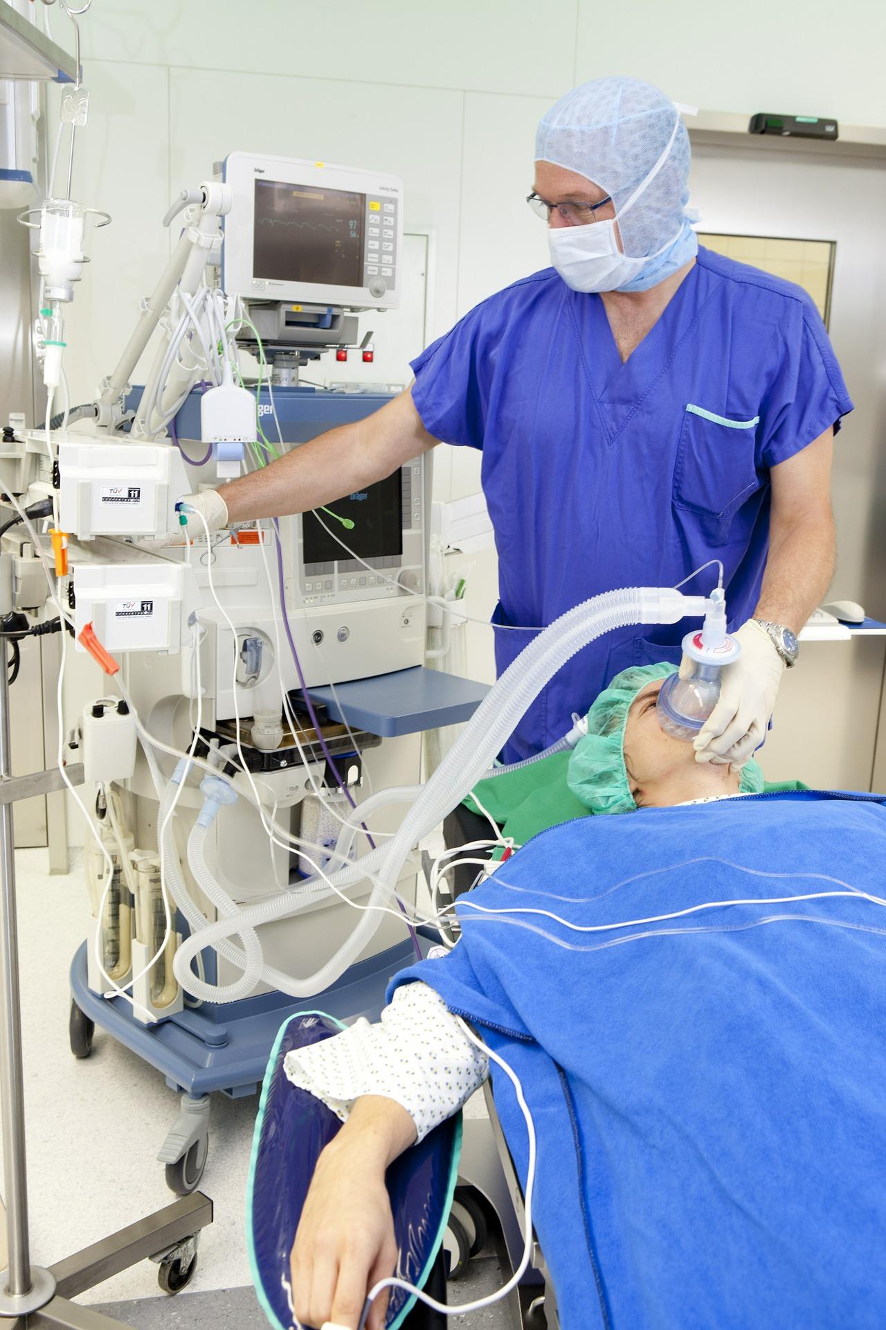 anastæsi læge kirurg hospital