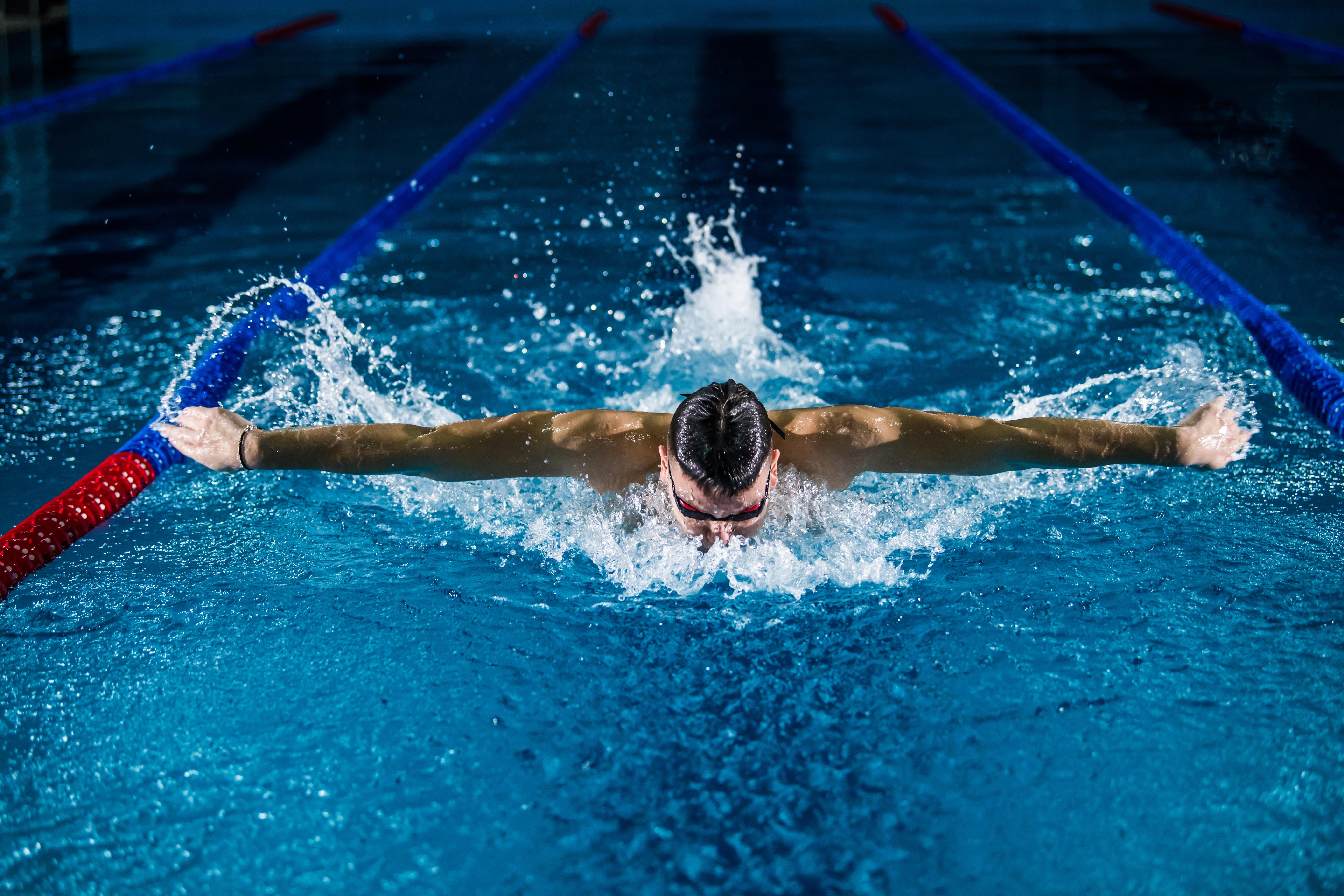 Teamdanmark sport svømning