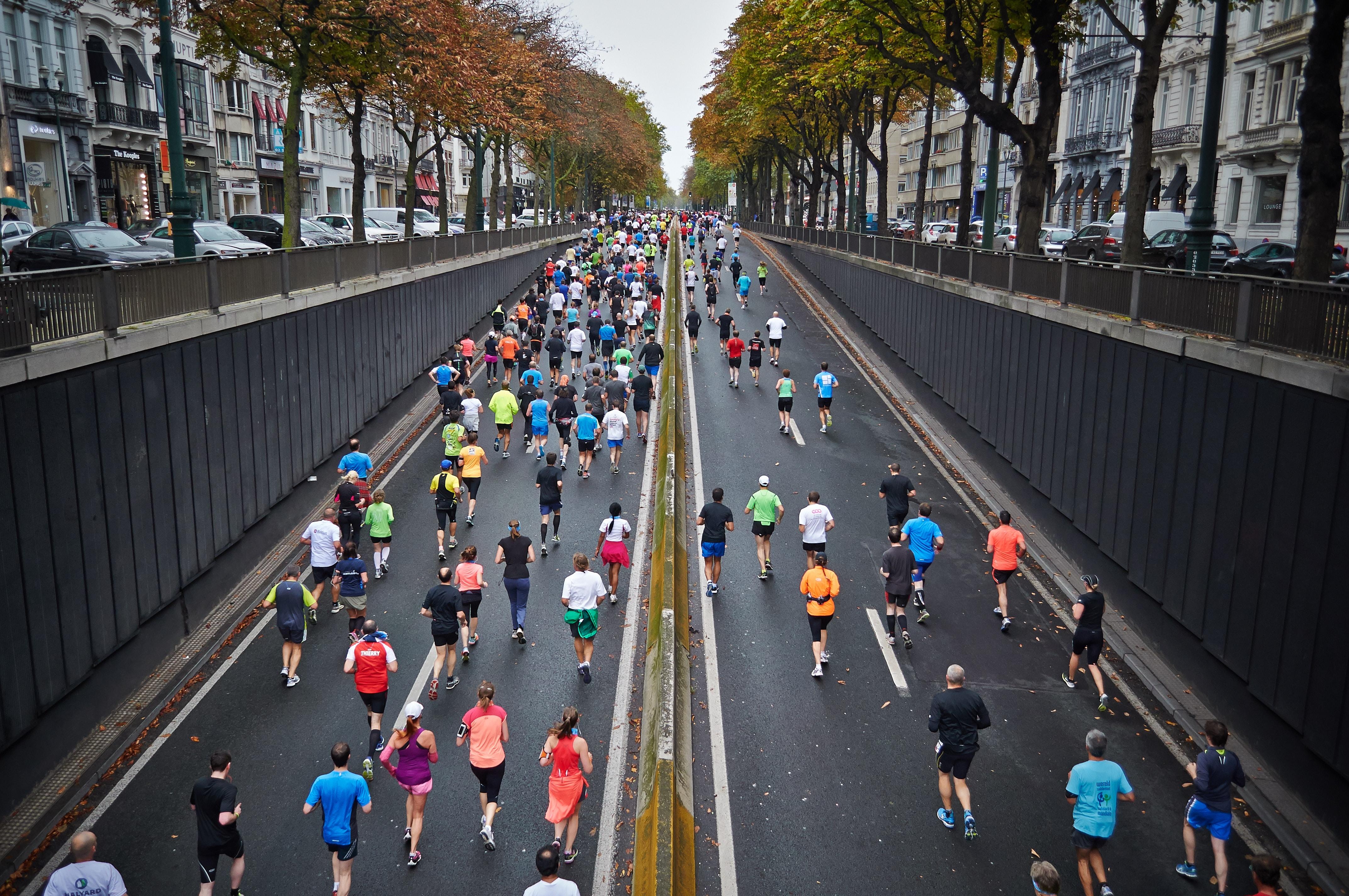 Løb sport