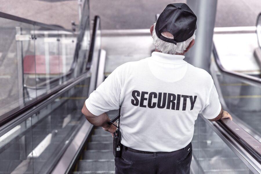 sikkerhed vagt