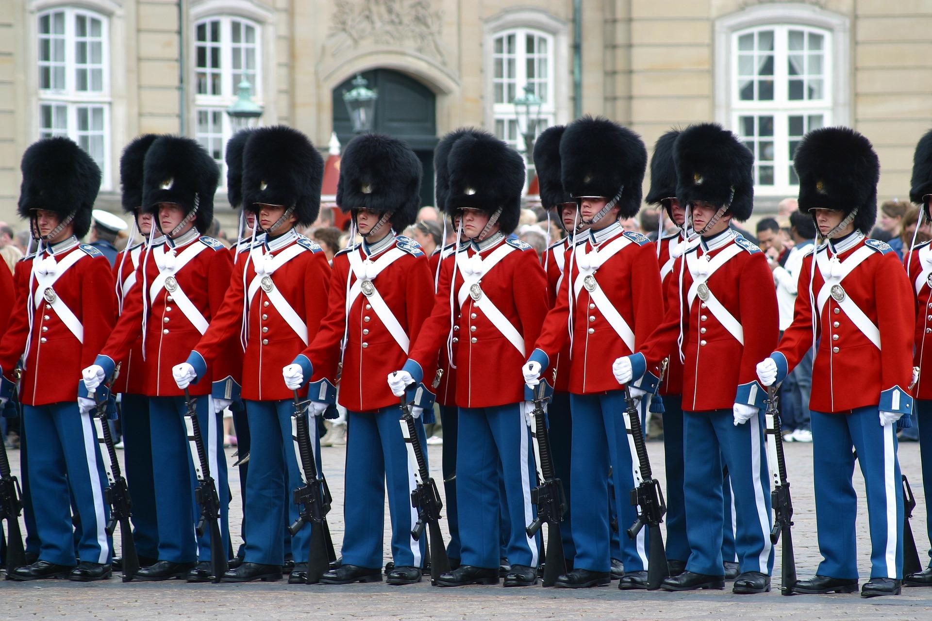 Danmark Livgarden